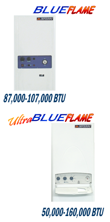 Blue Flame Boiler Series