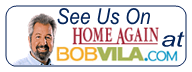 View Us on Bob Vila
