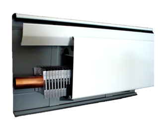 High Ouput Element with Enclosure Assembled
