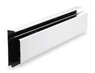 High Output Fin Tube Baseboard (Enclosure Only)