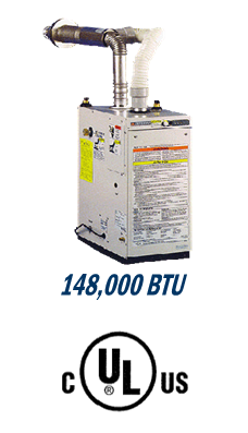 Residential Velocity Hot Water Heater
