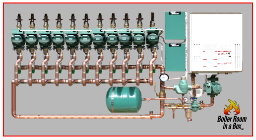 Radiant heat boiler boiler for Best hydronic radiant floor heating systems