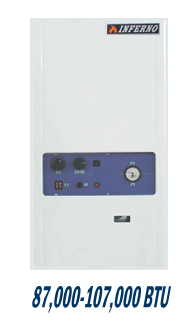 Wall Mounted Blue Flame Boiler