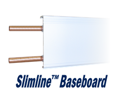 Baseboard Heating Units Slimline Fin